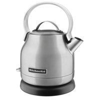 KitchenAid® 1.25 L Electric Kettle, Brushed Stainless Steel (KEK1222SX)