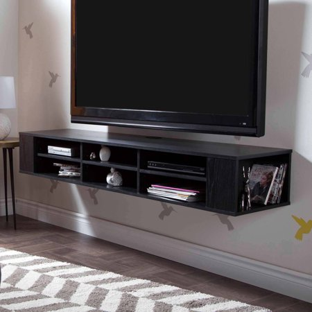 South Shore City Life 66 Wall Mounted Tv Stand Multiple Finishes
