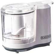 BLACK+DECKER One-Touch Chopper 1.5 Cup Capacity Food Processor
