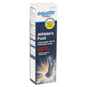 Equate Athlete's Foot Antifungal Cream, 0.5 oz
