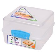 Sistema Lunch Cube Food Container Pack