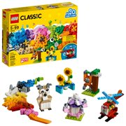 LEGO Classic Bricks and Gears 10712 Building Set (244 Pieces)
