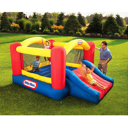 Little Tikes Jump 'n Slide Bouncer (Play Bouncer)