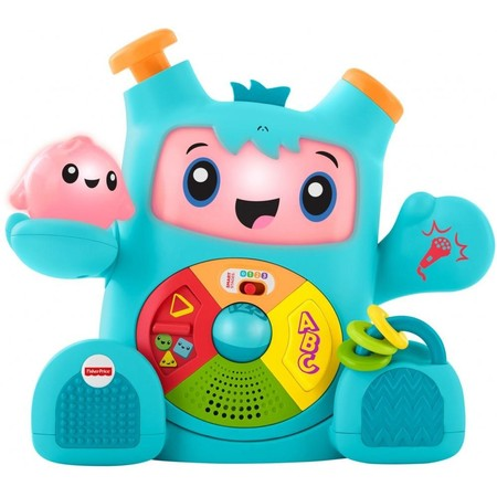 Fisher-Price Dance & Groove Rockit for Ages (Best Fisher Price Toys For 2 Year Old)
