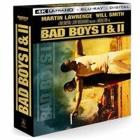 Bad Boys / Bad Boys II (4K Ultra HD + Blu-ray + Digital Copy)