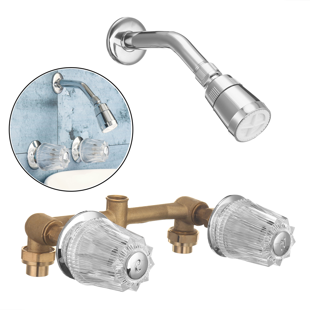 Shower Handle Replacements