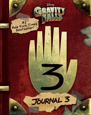 - Gravity Falls: Journal 3 (Hardcover)