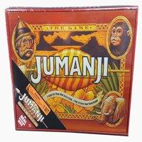 Deluxe Wood Jumanji - Classic Retro '90s Game