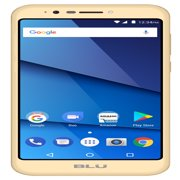 BLU Studio View XL S790Q 16GB Unlocked GSM Dual-SIM Android Phone w/ 13MP Camera - Gold