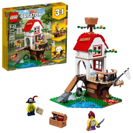 LEGO Creator 3in1 Treehouse Treasures 31078 (260 Pieces)