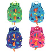 VBESTLIFE Cute Cartoon Dinosaur Baby Safety Harness Backpack Toddler  Anti-lost Bag Children Schoolbag 74e3fcd3492be