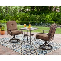 Mainstays Wentworth 3-Piece Outdoor Bistro Set