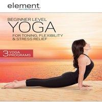 Element: Beginner Level Yoga for Toning Stress Relief & Flexibility (DVD)