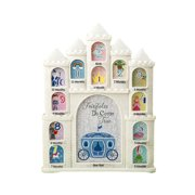 a44480e6366f Nursery Decor Mozlly White Fairytales Do Come True Castle Baby First Year  Collage Photo Frame