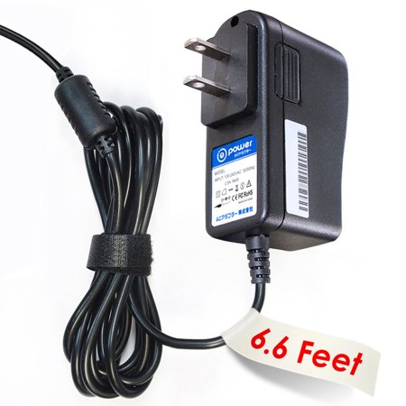 - T-Power (6.6ft Long Cable) Ac Dc adapter for Sony ZS-H10CP ZSH10CP ZS-H20CP Radio CD MP3 Player Boombox Replacement switching power supply cord charger wall plug spare