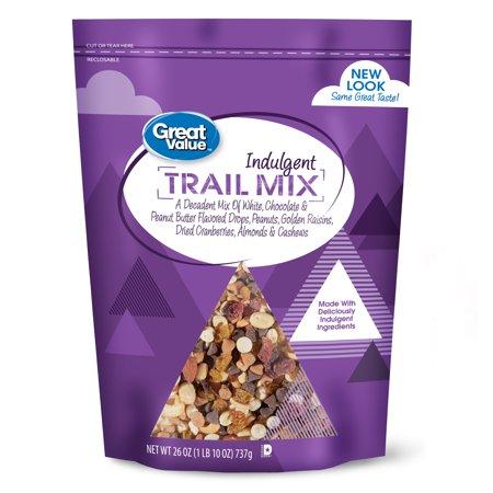 Great Value Indulgent Trail Mix, 26 Oz.