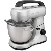 Hamilton Beach 7 Speed Stand Mixer, Silver (63392)