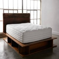 "Bh Elements Choice 12"" Pocketed Spring Mattress, Queen Size"