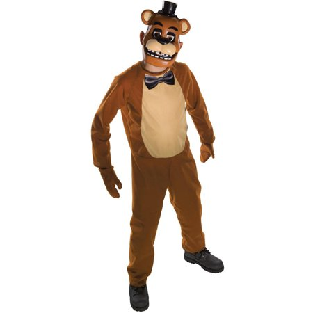 five nights at freddys freddy child costume