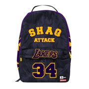 fb1da06efb5 Shaquille O Neal Los Angeles Lakers Sprayground Jumbo Shaw Backpack - No  Size
