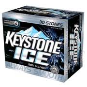 Keystone Ice Beer, 30 pack, 12 fl oz