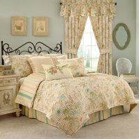 Waverly Cape Coral Quilt Set