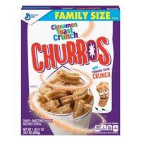 Churros Cinnamon Toast Crunch Cereal, 19.7 OZ