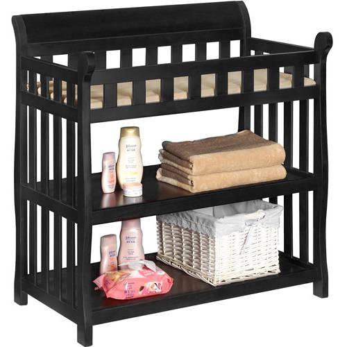 BlackChanging Tables   Walmart com. Bathroom Cabinets Walmart Ca. Home Design Ideas