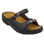 dd9cfc52c899 Women s Naot KYRA Slide Sandals BLACK 38 M EU ...