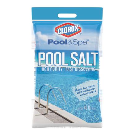 Test Kit Salt - Clorox Pool Salt