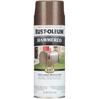 Rust-Oleum® Stops Rust® Hammered Brown Spray Paint 12 oz. Can