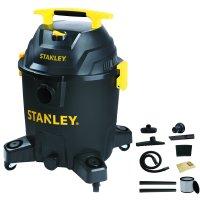 Stanley 10 Gallon, 6 Peak horse power Wet/dry Poly Vac