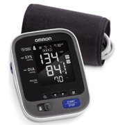 Omron 10 Series Wireless Upper Arm Blood Pressure Monitor with Two User Mode (200 Reading Memory)