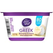 Dannon Light & Fit Greek Banana Cream Nonfat Yogurt, 5.3 oz