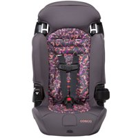 Cosco Finale 2-in-1 Harness Highback Booster Car Seat, Overlay