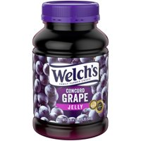 (4 Pack) Welch's Concord Grape Jelly, 30 oz