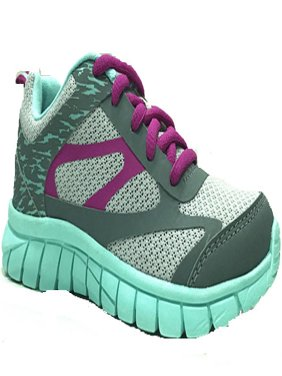 Danskin Now Toddler Girl's Overlay Athletic Shoe