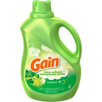 Gain Original Liquid Fabric Softener, 90 fl oz