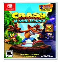 Crash N. Sane Trilogy, Activision, Nintendo Switch, 047875881990