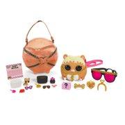 L.O.L. Surprise! Biggie Pets - M.C.Hammy Mini Backpack & Accessories