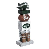 "New York Jets 16"" Team Tiki Totem - No Size"