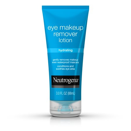 Neutrogena Hydrating Eye Makeup Remover Lotion, 3 (5 Oz Makeup Remover)