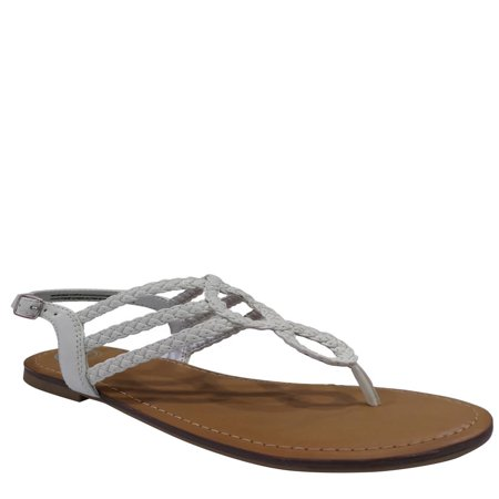 Reef Surf Girls Sandals - Girls Wonder Nation Braided Strap Sandal