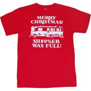 d15e8bbc976 National Lampoon s Christmas Vacation Shitter Was Full T-Shirt