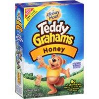 (3 Pack) Nabisco Teddy Graham Honey, 10 Oz