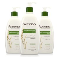 Aveeno Daily Moisturizing Lotion with Oat for Dry Skin, 18 fl. oz