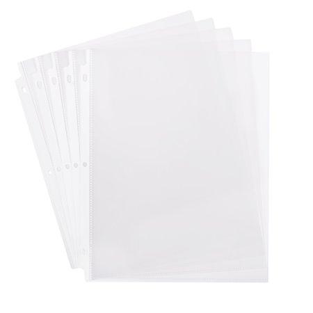 Pen + Gear Standard Sheet Protectors, 8.5