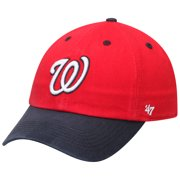 6746d8d9 Washington Nationals '47 Franchise Fitted Hat - Red