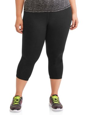 "Athletic Works Dri More Plus 19"" Capri Legging"