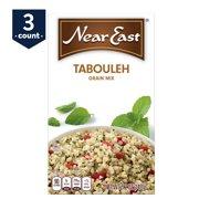 Near East Whole Grain Tabouleh Grain Salad Mix, 5.2 oz Box